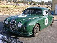 1959 Jaguar MK1 Vintage Race Car Sold on Ebay
