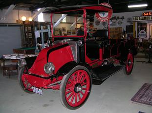 1917 International Truck Sold
