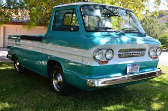 1961 chevy corvair rampside pickup