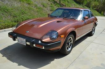 1981 Nissan 280 ZX sold restored
