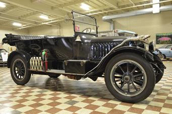 1917 Stanley Steamer Touring