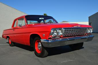 1962 chevrolet biscayne sold