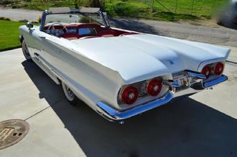 1959 ford thunderbird convertible sold