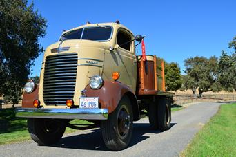 1946 Dodge COE Sold